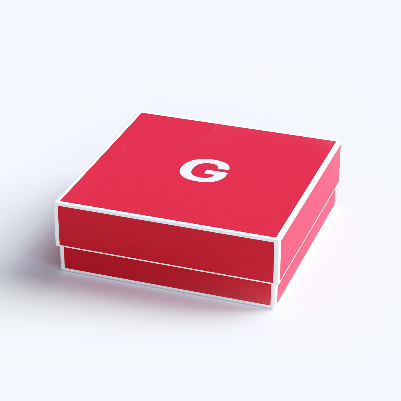 New Red Packaging