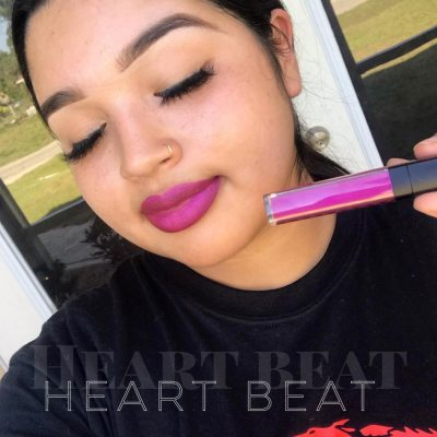 VanessaBillie Liquid Lipstick Heartbeat Regular