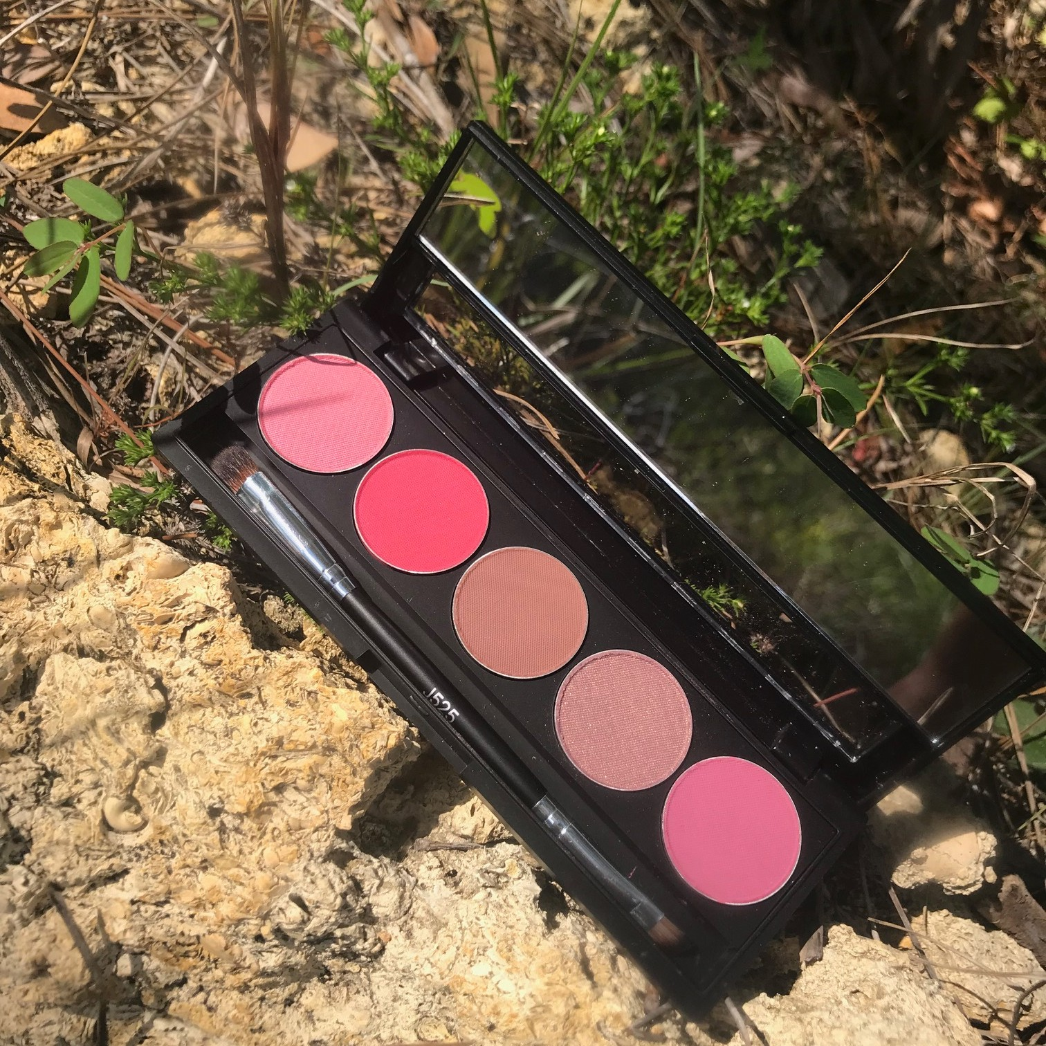 VanessaBillie  Eyeshadow Palette Pink Crush Passion Mahogany Star Violet Passion